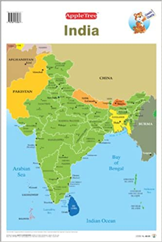 Buy educational charts india map book online at low prices in buy educational charts india map book online at low prices in india educational charts india map reviews ratings amazon gumiabroncs Image collections