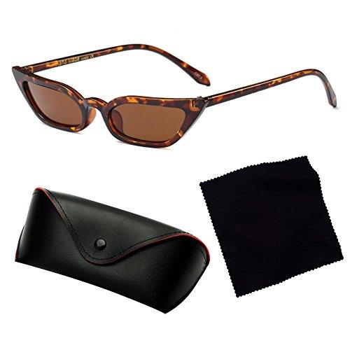Gafas Moda hibote Elegante sol planas gato de Mariposa Gafas Ojos Mujeres Gafas de C3 pWpSfqw6P