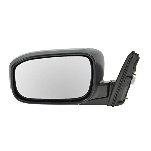 Mirror Side View Power Heated Driver Left LH for 03-07 Accord 4 Door Sedan ()