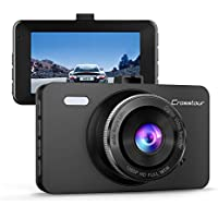 Crosstour Dash Cam 1080P Car Driving Camera Recorder DVR...