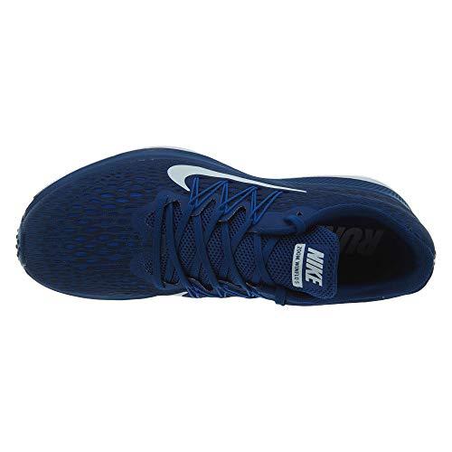 bleu 5 Pour Blanc Winflo Hyper Nike Obsidienne Hommes Zoom Cobalt 400 Baskets Multicolore Gymnase qwTzF0E