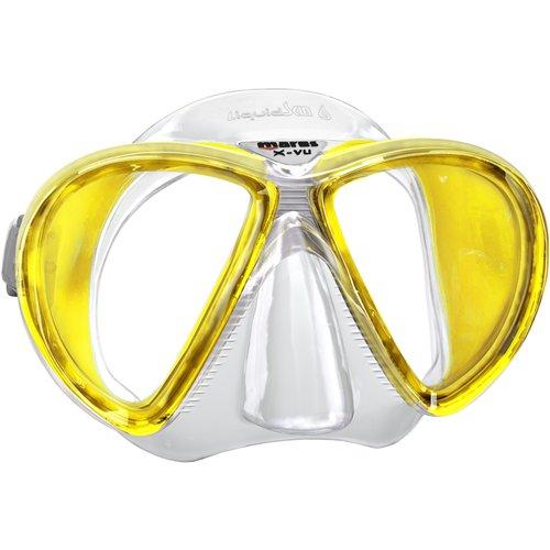Mares X-Vu Liquid Skin Mask, Great for Scuba Divers, (Mares Liquid Skin)