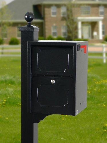 DVAULT Weekend Away Vault DVJR0060 Locking Mailbox with S...