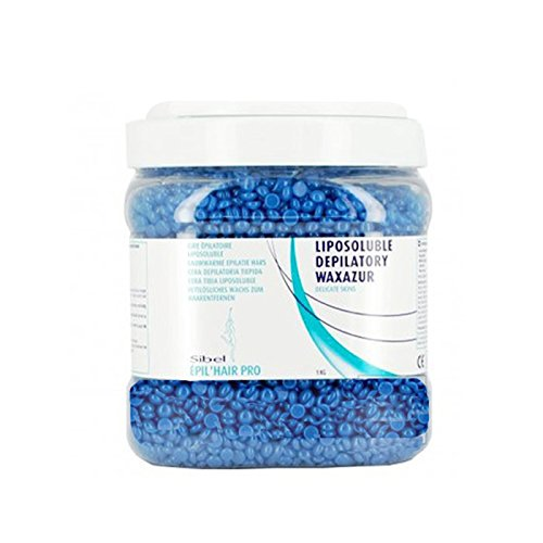Amazon.com: Sibel – Liposoluble Fine – Cera depilatoria ...