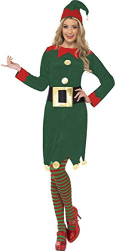 Smiffys Elf Costume Large ()