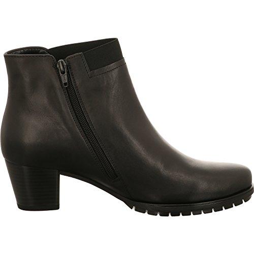 Gabor Ladies Comfort Basic Boots Nero