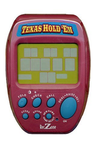 (Texas Hold 'Em Poker Hand Held Game)