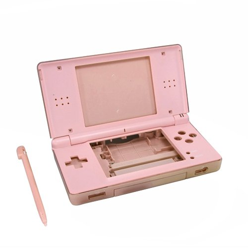 OSTENT Full Repair Parts Replacement Housing Shell Case Kit Compatible for Nintendo DS Lite NDSL Color (Nintendo Ds Replacement Parts)