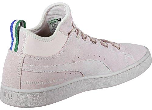 cheap Inexpensive Puma Suede Mid Big Sean Trainers Pink Shell buy cheap 100% guaranteed fFNJNYAF8L
