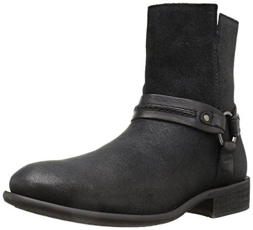 Aldo Mens Asuwen Sele Boot Svart Läder