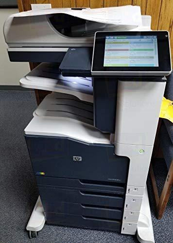 HP Laserjet Enterprise 700 Color MFP M775z Tabloid/Ledger-Size Color Laser Multifunction Printer (CC524A) - 30ppm, Copy, Print, Scan, Auto Duplex, Network, 4 Trays (Renewed)