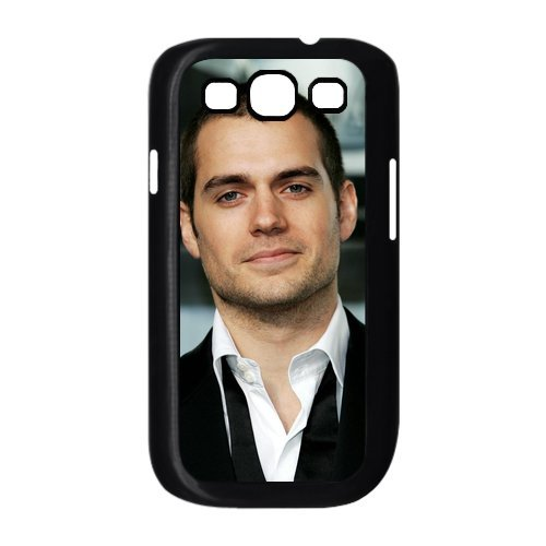 Top 10 actors for Christian Grey in Fifty Shades of Grey movie No.1 - Henry Cavill for Samsung Galaxy S3 I9300 Back Case Protective hard Cover 2 (Fifty Shades Of Grey Actors For Christian)