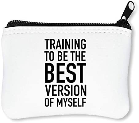 Training To Be The Best Version of Myself Billetera con ...