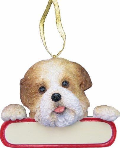 (Shih Tzu  Ornament Puppy Cut
