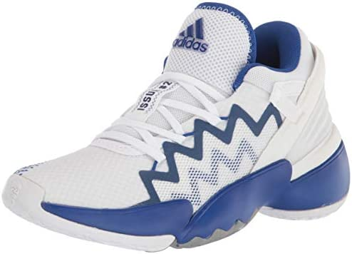 adidas Unisex-Adult D.o.n. Issue 2 Indoor Court Shoe
