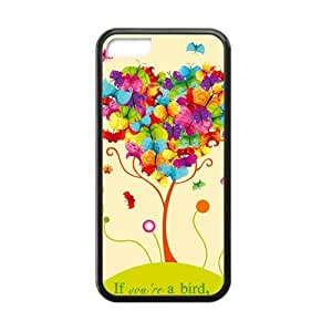 TYHde If you are a bird i'm a bird Cell Phone Case for ipod Touch4 ending