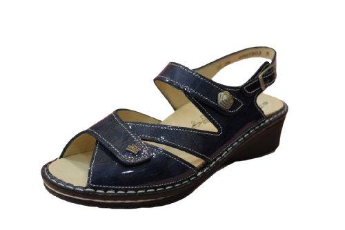 Women's Fashion Blue Blu Sandals FinnComfort fda0xf