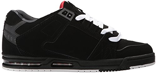 discounts cheap online free shipping Inexpensive Globe Men's Sabre Skate Shoe Black/Red sale official site outlet big sale pLAty