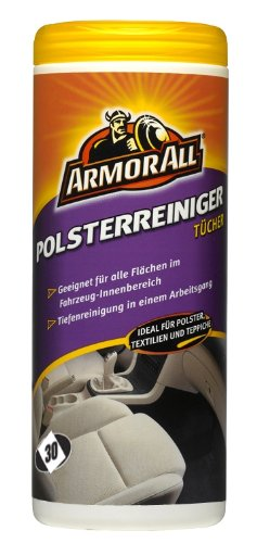 Armor All Polsterreiniger Tücher (38025L)