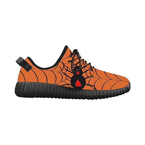 D-story Spider Net Y Cool Spider Grus Hombres Boost Zapatos Boost Sneakers Energy Bounce Breatheable Woven Running Hombres Zapatos