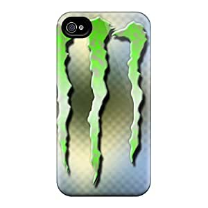 New Style Tenghu65 Monster Premium Tpu Covers Cases For Iphone 6