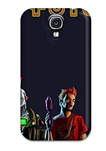 Charles C Lee Fashion Protective Futurama Case Cover For Galaxy S4
