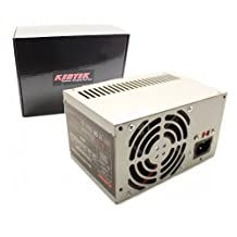Kentek 250 Watt 250W Micro ATX PS3 Power Supply upgrade replacement for HP pavilion Compaq presario 0950-2800,0950-3426,0950-3623,0950-3751,0950-3961,0950-4106,0950-4107,0950-4097,0950-4270,5184-3961,delta dps-110mb-1,dps-145pb-112,dps-160gb b,dps-180kb,dps-200pb,Hipro hp-150clfa6,hp-a2027f3,hp-a1507f3,liteon ps-5101-2,ps-5151-6,ps-5151-2h3,ps-6151-6c2,ps-6161-2h,ps-6161-2h1,ps-6251-01 KENTEK Brand Power Supply