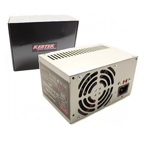 Amazon.com: Kentek 300 Watt 300W Micro ATX PS3 Power Supply upgrade ...