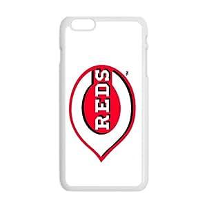 Cincinnati Reds Iphone plus 6 case