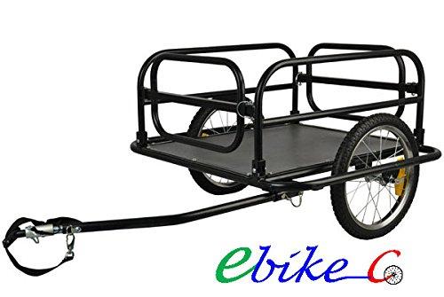 ebikeco Remolque de Bicicleta Carga XL, España, Garantía: Amazon.es: Deportes y aire libre