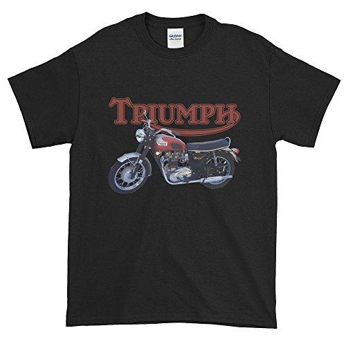 Triumph Bonneville T120 1969 T Shirt | Vox Throttle (Bonneville Throttle)