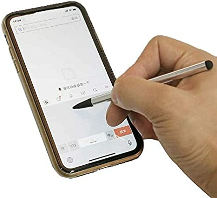 MaxTech - Lápiz táctil para Smartphone, lápiz Capacitivo, Tablet ...