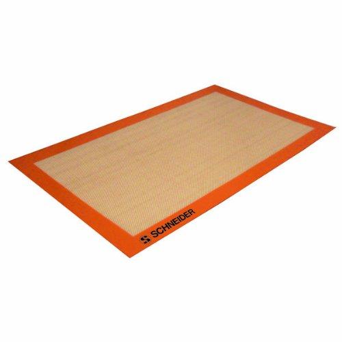 Schneider 107793 Silicone Tissue Baking and Freeze Mat, 24-1/2-Inch by Schneider