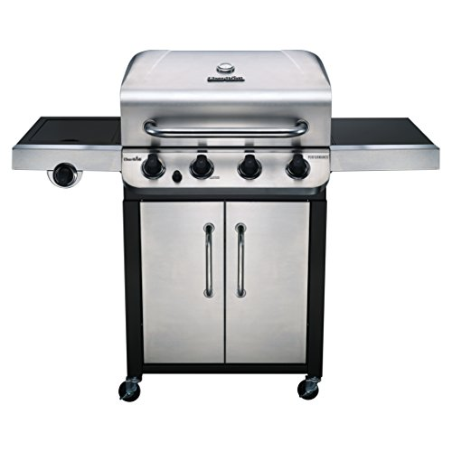 char broil performance 475 4 burner cabinet gas grill gas barbeque reviews. Black Bedroom Furniture Sets. Home Design Ideas