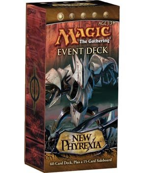 Magic the Gathering - New Phyrexia Event Deck - War of Attrition (Mtg Decks New)