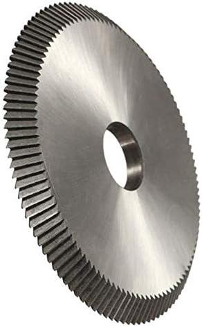 GUONING-L Circular Saw Blades 80x16x5mm Cutting Wheel 110 Teeth 80 Degree Cutting Disc Kit for Key Machine Metal Cutting Circular Saw Blades Diamond Blade