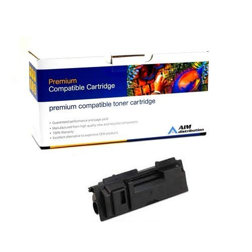 AIM Compatible Replacement for Kyocera Mita F-1800 3300 Toner Cartridge (4000 Page Yield) (TK-7) - Generic
