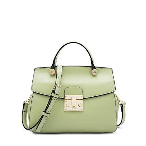 Da Light Lavoro Con Yy4 color A Kervinfendriyun Green Green Borsa Tracolla Spalla Casual qvFwn1E