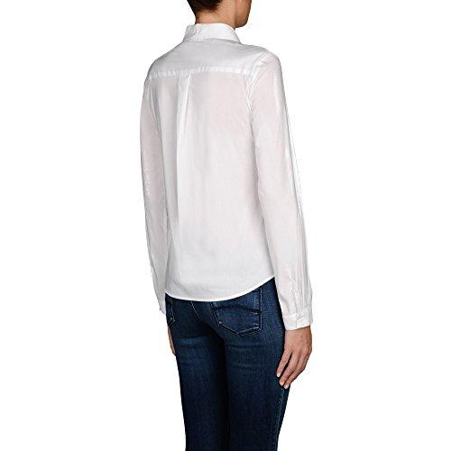 Armani Jeans - Camisas - para mujer blanco