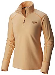 Mountain Hardwear Microchill 2.0 Zip T - Women's