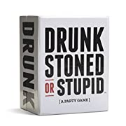 Amazon #LightningDeal 93% claimed: DRUNK STONED OR STUPID [A Party Game]