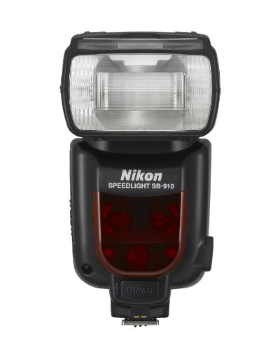 Nikon SB-910 Speedlight Flash for Nikon Digital SLR Cameras by Nikon