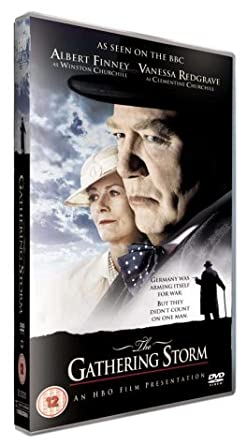 The Gathering Storm [DVD] [2002]: Amazon co uk: Albert