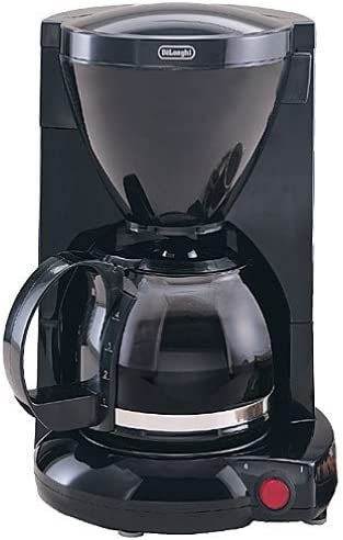 DeLonghi DC41B 4 Cup Coffeemaker Kitchen Dini
