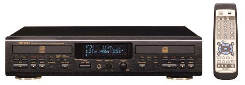 Denon CDR-W1500 Dual-Drive CD Recorder (Discontinued by Manufacturer)