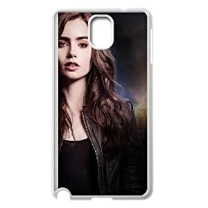 the mortal instruments city of bones wide Samsung Galaxy Note 3 Cell Phone Case White yyfD-036925