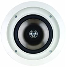 Leviton AEC65 Architectural Edition powered by JBL 6.5-Inch In-Ceiling Speaker (White)