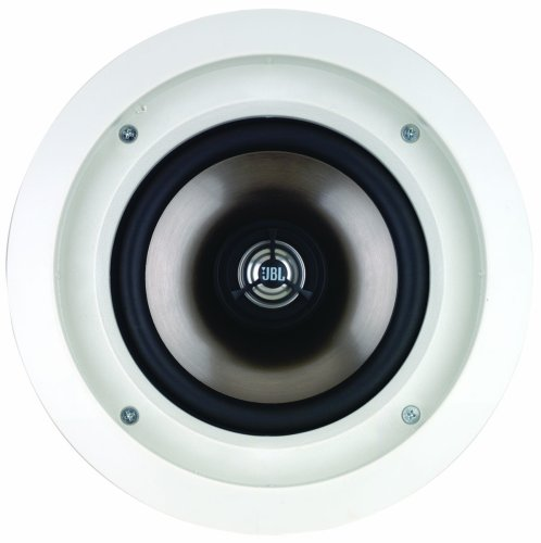 Leviton AEC65 Architectural Edition Powered by JBL 6.5-Inch In-Ceiling Speaker, White by Leviton