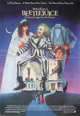 Beetlejuice - Movie Poster Regular Style By Stop Online