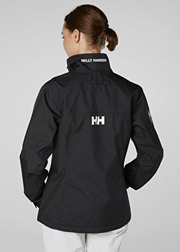 para Helly Chaqueta Negro Jacket Negro Crew 990 Hansen mujer W 6rqwBXr